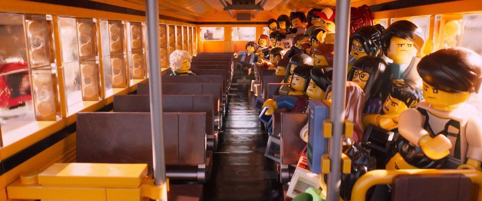 La LEGO Ninjago Película, fotograma 23 de 26