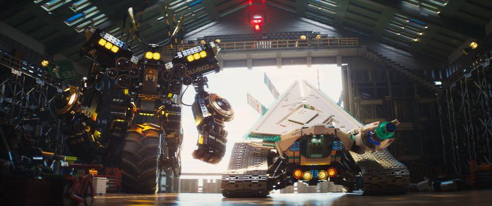 La LEGO Ninjago Película, fotograma 22 de 26
