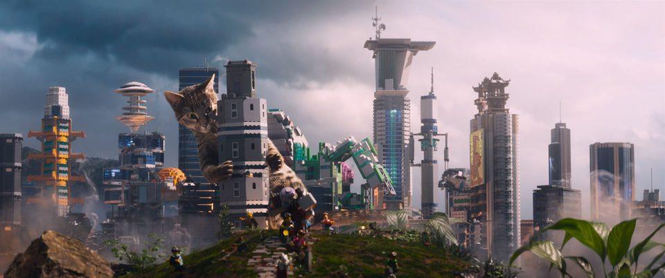 La LEGO Ninjago Película, fotograma 20 de 26