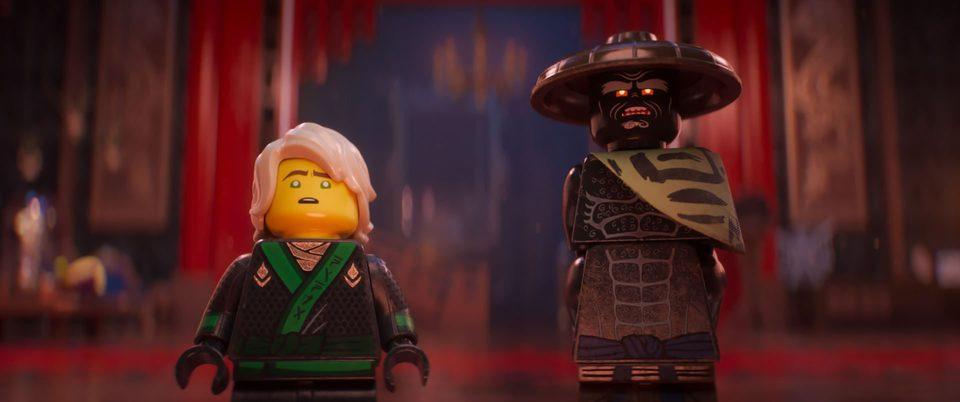 La LEGO Ninjago Película, fotograma 19 de 26