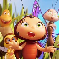 Maya The Bee 2: The Honey Games
