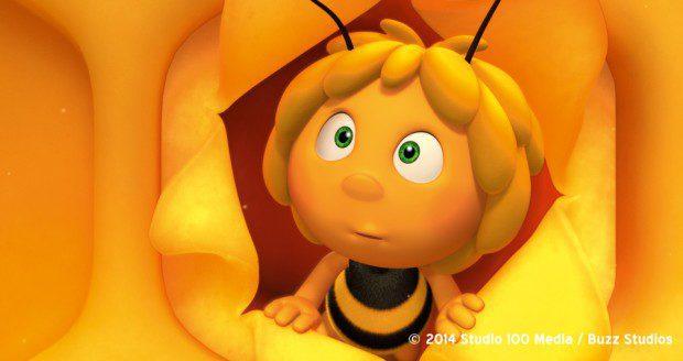 La abeja Maya 2: Los Juegos de la Miel, fotograma 2 de 27