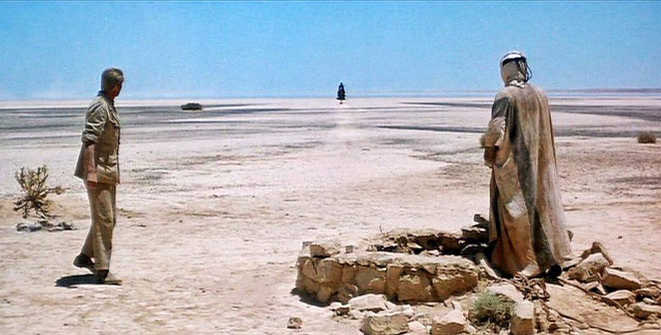 Lawrence de Arabia, fotograma 4 de 19