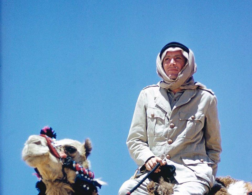 Lawrence de Arabia, fotograma 1 de 19