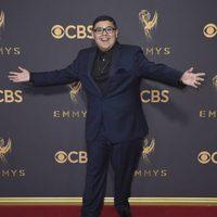 Rico Rodriguez en la alfombra roja de los premios Emmy 2017