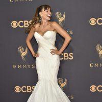Sofia Vergara en la alfombra roja de los Emmy 2017