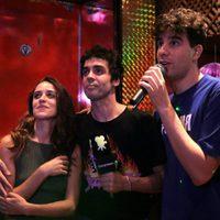 Nos vamos de karaoke con el equipo de 'La llamada'