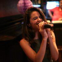 Macarena García se entrega a la canción