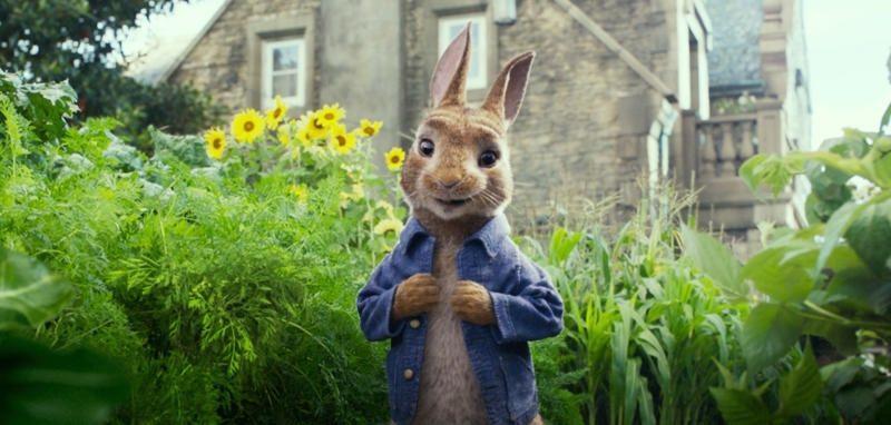 Peter Rabbit, fotograma 2 de 7