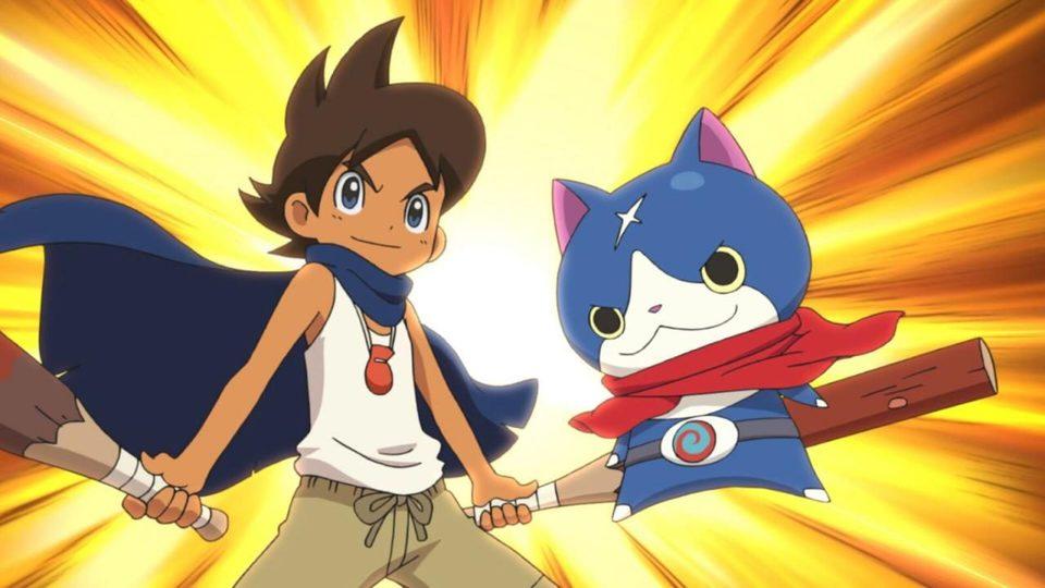 Yo-Kai Watch: La película, fotograma 2 de 4