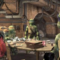 TMNT: Tortugas ninja jóvenes mutantes