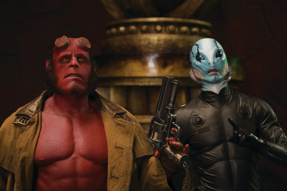 Hellboy 2: el ejército dorado, fotograma 13 de 41