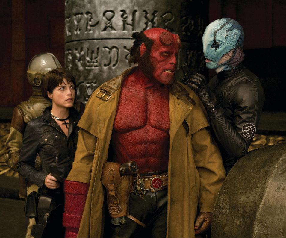 Hellboy 2: el ejército dorado, fotograma 15 de 41