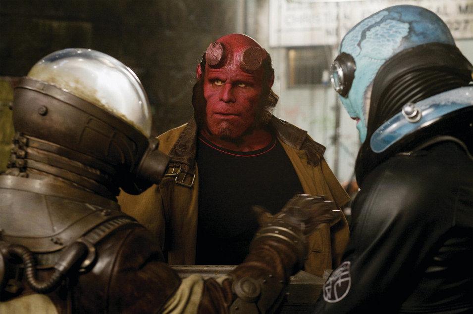 Hellboy 2: el ejército dorado, fotograma 18 de 41