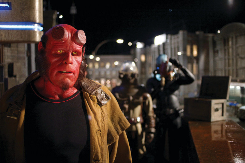 Hellboy 2: el ejército dorado, fotograma 19 de 41