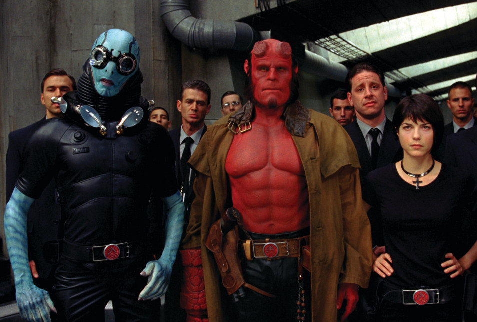 Hellboy 2: el ejército dorado, fotograma 26 de 41