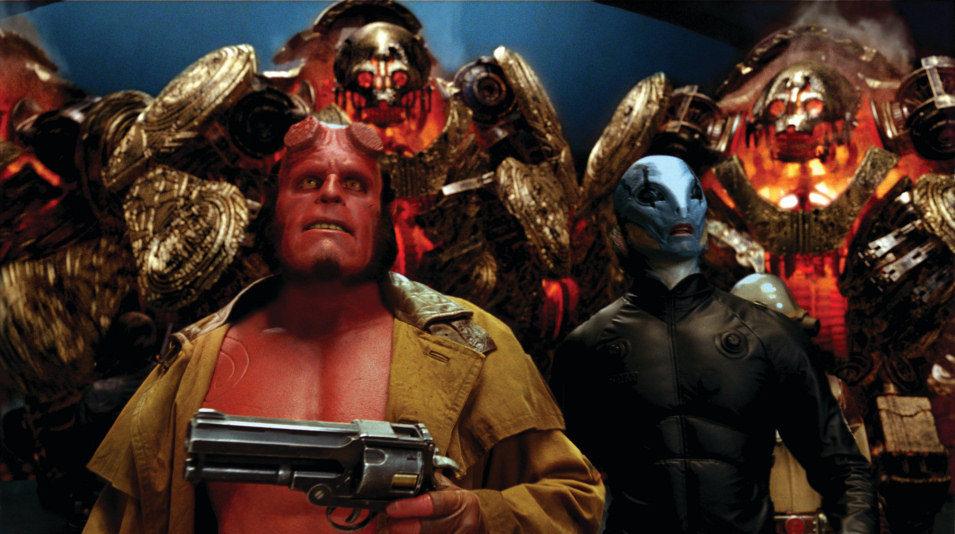 Hellboy 2: el ejército dorado, fotograma 28 de 41