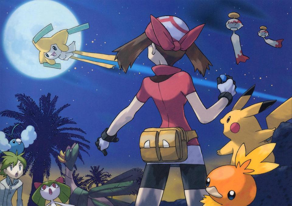 Pokémon 6: Jirachi y los deseos, fotograma 8 de 8