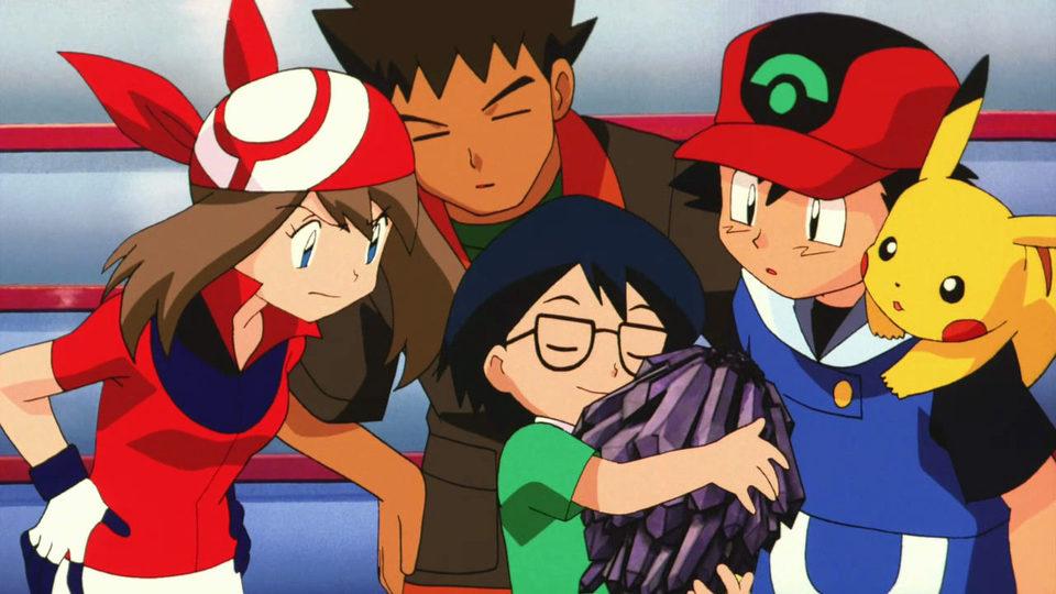 Pokémon 6: Jirachi y los deseos, fotograma 1 de 8