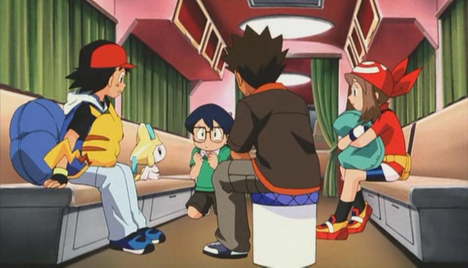 Pokémon 6: Jirachi y los deseos, fotograma 6 de 8