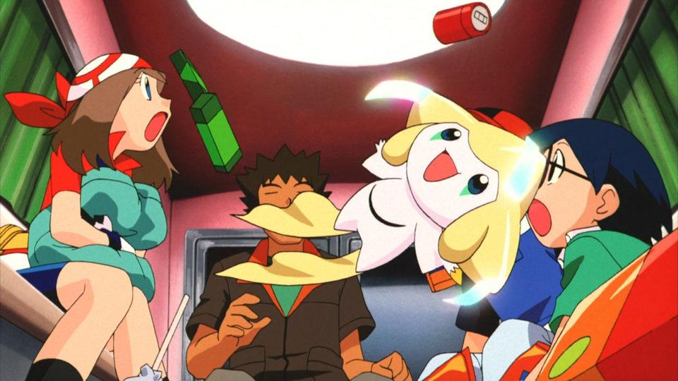 Pokémon 6: Jirachi y los deseos, fotograma 3 de 8