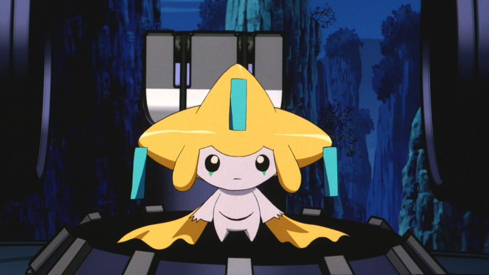 Pokémon 6: Jirachi y los deseos, fotograma 2 de 8