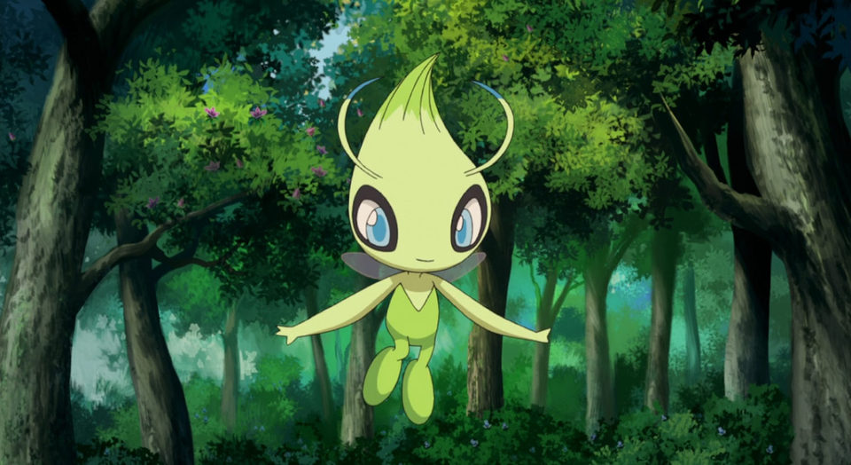 Pokémon 4Ever, fotograma 3 de 8