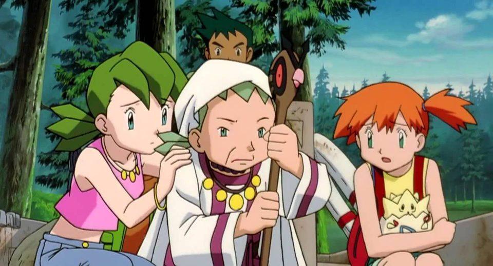 Pokémon 4Ever, fotograma 4 de 8