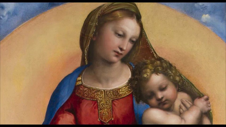 Raphael: The Lord of the Arts, fotograma 4 de 5
