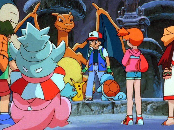 Pokémon 2: El poder de uno, fotograma 25 de 28
