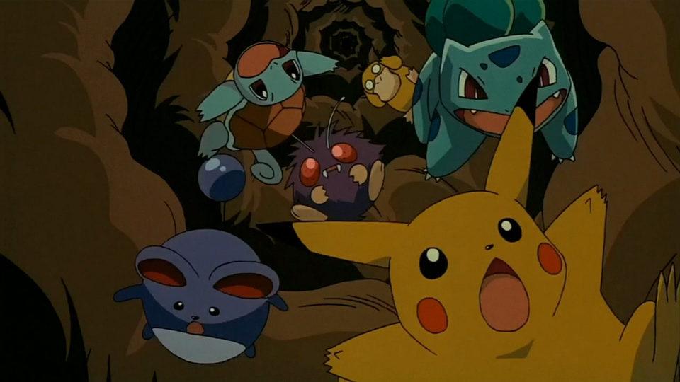 Pokémon 2: El poder de uno, fotograma 3 de 28
