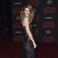 Laura Dern en la premiere de 'Star Wars: Los últimos Jedi'