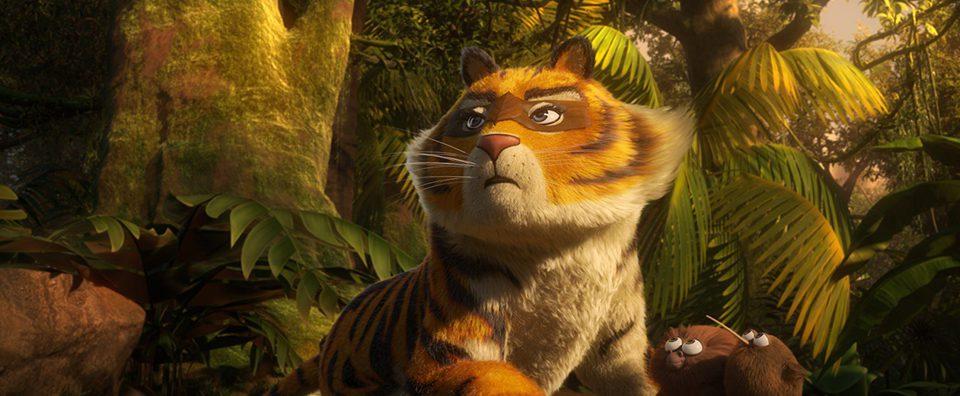 The Jungle Bunch. La panda de la selva, fotograma 2 de 21
