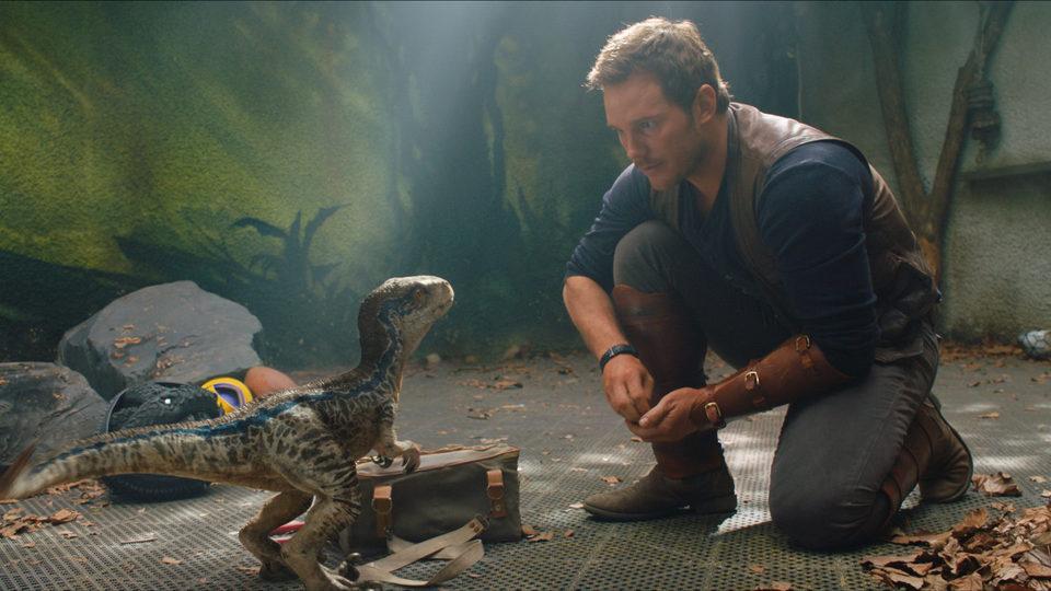 Jurassic World: El reino caído, fotograma 1 de 29