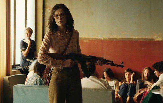 7 días en Entebbe, fotograma 1 de 21