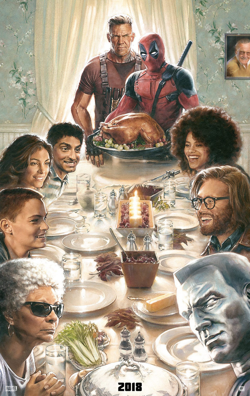 Deadpool 2, fotograma 2 de 16