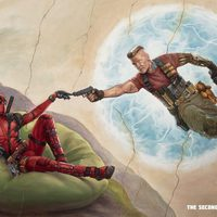 Teaser poster Deadpool 2