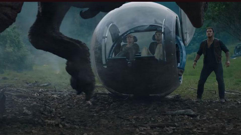 Jurassic World: El reino caído, fotograma 5 de 29