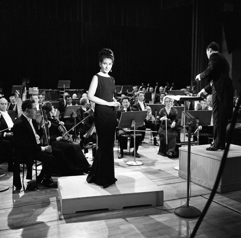 Maria by Callas, fotograma 1 de 7