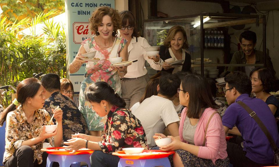 Thi Mai, rumbo a Vietnam, fotograma 1 de 5