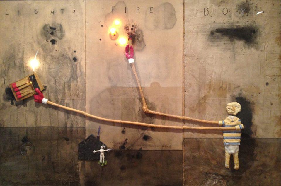 David Lynch: The Art Life, fotograma 13 de 17