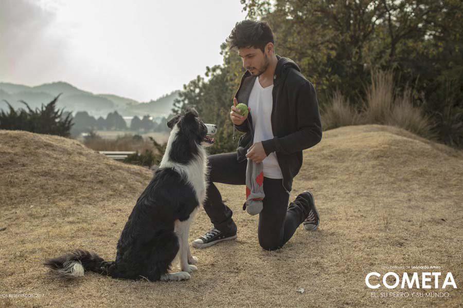 Cometa: Él, su perro y su mundo, fotograma 2 de 2