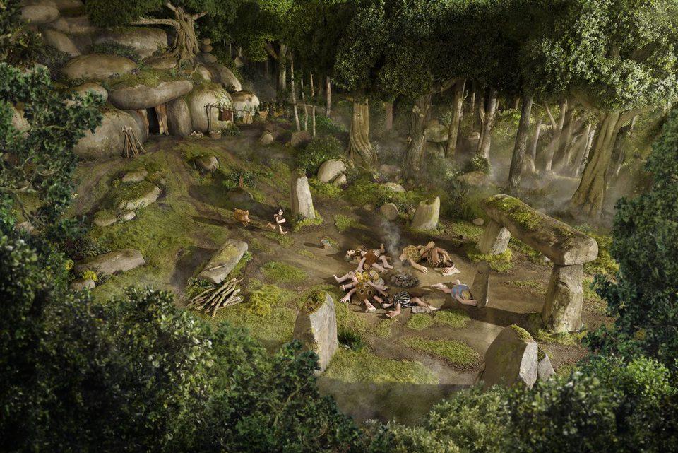 Cavernícola, fotograma 1 de 5