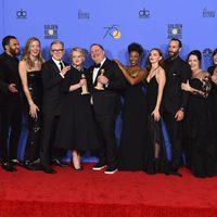 'El cuento de la Criada' gana al Globo de Oro 2018 a la Mejor Serie - Drama