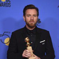 Ewan McGregor gana el Globo de Oro 2018 a Mejor Actor de Reparto en Tv - Drama