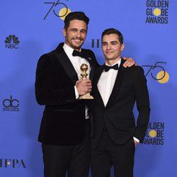 James Franco ganador Globo de Oro a mejor actor (comedia)