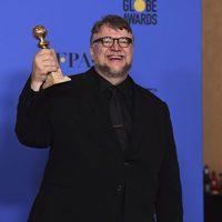 Guillermo del Toro ganador del Globo de Oro a mejor director