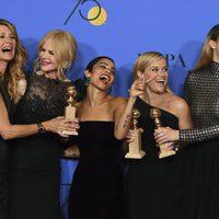 Big Little Lies ganadora Globo de Oro a mejor serie (drama)