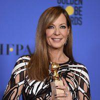 Allison Janney ganadora Globo de Oro mejor actriz secundaria