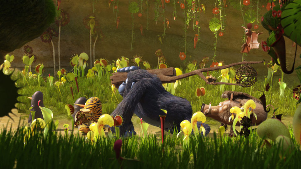 The Jungle Bunch. La panda de la selva, fotograma 11 de 21